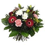 VERSANDKOSTENFREI Blumenstrauß 2000 Dank Muttertag mit Handgeschriebener Karte Blumenversand