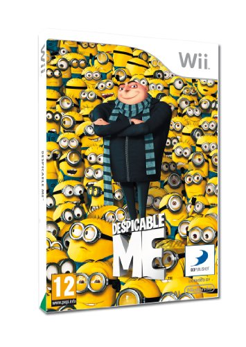 Image of Despicable Me (Nintendo Wii)