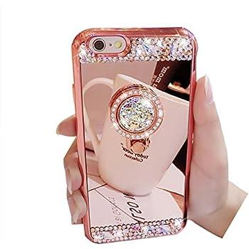 coque iphone 6 miroir bague