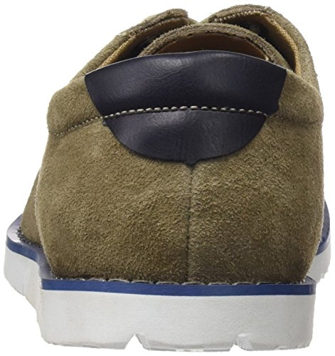 Xti 047001, chaussures Derby homme Marron (taupe)