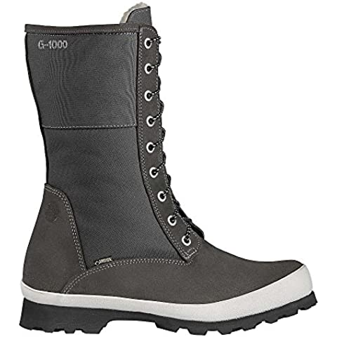 Hanwag sirkka High Lady GTX – Botas de invierno, asche/dark grey, 4,0 (37,0)