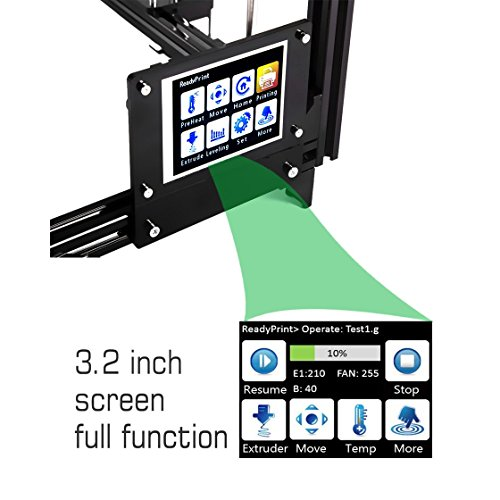 FLSUN 3D – Prusa i3 (C3) Plus (Touchscreen Version) - 5