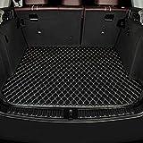 Piaobaige Tapis de Coffre de Voiture pour Audi A1 A3 A6 A7 A8 Q3 Q5 Q7 TT 5D Doublure...