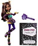 Mattel V7990 - Monster High Clawdeen Wolf - Tochter des Werwolfs