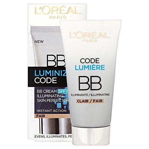 L'Oreal Paris Luminize Code BB Cream Illuminating Skin Perfector 50ml-Fair