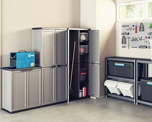 Kis Klein Kunststoffschrank – Plastikschrank Jolly Cabinet - 5