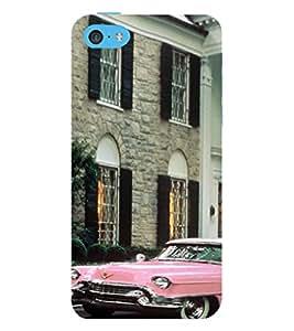 ifasho Designer Phone Back Case Cover Apple iPhone 5c ( Dragon Eyes )