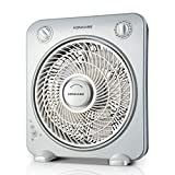 Peixia Haushalts-Tischventilator-tragbarer Ventilator Kann Lufttemperatur im umgebenden Bereich für Hauptgebrauch verringern