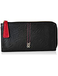 Baggit Women's Wallet (Black)
