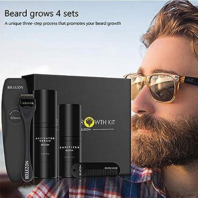 Bartpflege Set Womdee Premium
