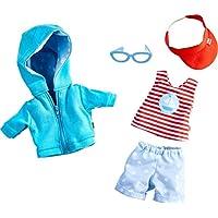 Kleidung für Babyborn Puppen & Zubehör Sasha und Götz Puppen