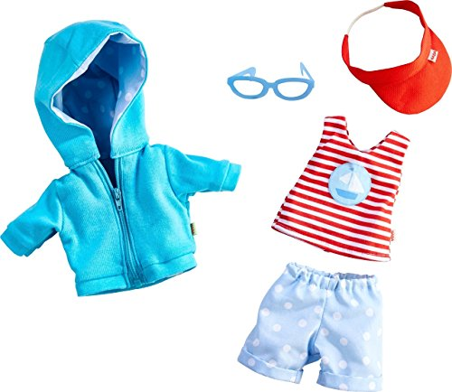 Haba 303256 - Kleiderset Strandurlaub