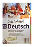 Schülerhilfe! ~ Deutsch ~ Klasse 3/4 ~ Die interaktive Lernsoftware für bessere Zeugnisnoten! ~ Abgestimmt auf die Lehrpläne aller Bundesländer