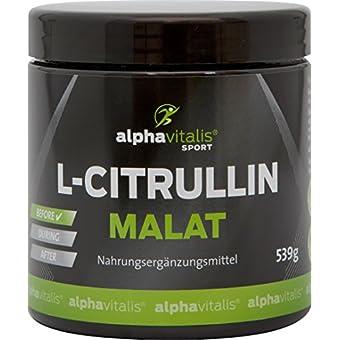 L-Citrullin Alphavitalis