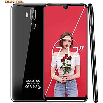 【7.12 Zoll FHD+ Display】 OUKITEL K9 4G: Amazon.de: Elektronik