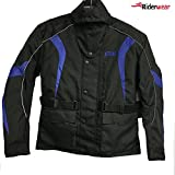 NEW XTRM MOTORCYCLE ARMOURED MOTORBIKE & SCOOTER MENS...