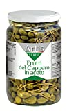 Frutti del Cappero in Aceto Vaso Vetro g 580-Peso Netto g 530