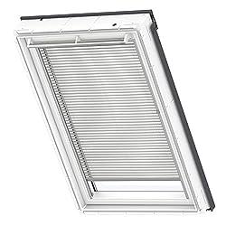 VELUX Original Jalousie Dachfenster, MK06, Uni Weiß
