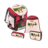 Step by Step Comfort Schulranzen-Set 4-tlg. Lovely Deer lovely deer