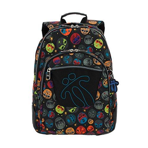 Imagen de totto ma04eco002 1710n 3e7 crayola  tipo casual, 44 cm, 20 litros, multicolor