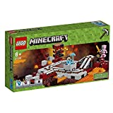 Picture Of Lego Minecraft 21130 The Nether Railway Building Set