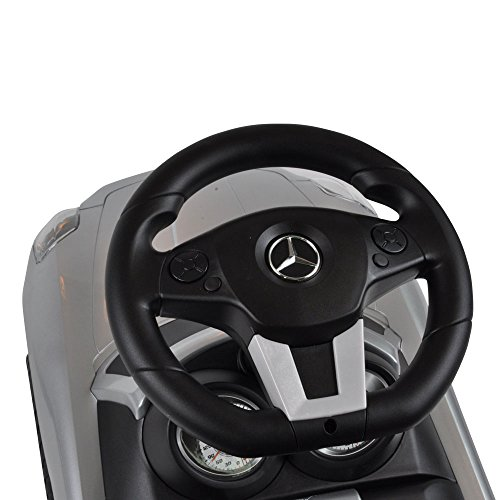 Mercedes-Benz SLS AMG Silber - 5