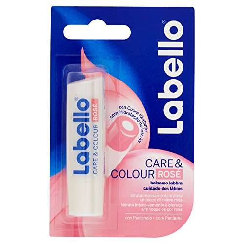 Care & Colour Lippenbalsam Rosè