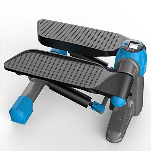 Multi-Funktions-Twist Taille Schritt Maschine Home Mute Pedal Maschine abnehmen hydraulische Pedal Maschine Home Twist Taille Bergsteigen hydraulische stumme Fitness Maschine Fuß Maschine multifunktio (Hydraulische Pedale)