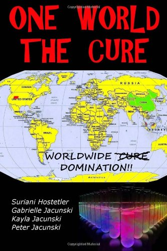 One World The Cure: Volume 2