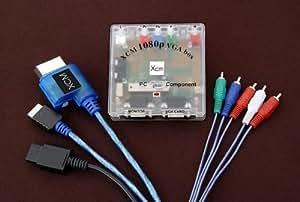 Vga Box YPbPr / YUV 1080p - XCM
