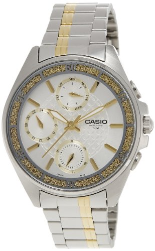 Casio (LTP-2086SG-7AVDF|A856) Enticer White Dial Women's Analog Watch image