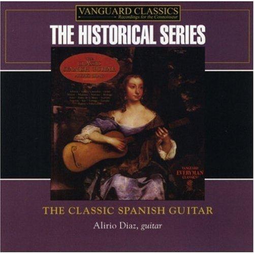 The Classic Spanish Guitar (Diaz)