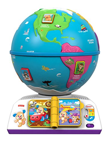 fisher-price-infant-drj81-ridi-e-impara-mappamondo-del-cagnolino