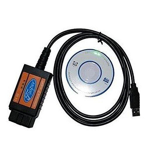 Shine @ Scan Tool cavo auto diagnosi scanner per Ford scanner USB