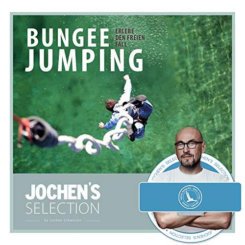 Vertical Sports Events Bungee Jumping I Bungee-Jumping Gutschein Deutschland I Wahlgutschein für Bungee Jump I Erlebnis Geschenk Bungee Jumping - Tandem-Sprung möglich I Gutschein Bungee-Sprung