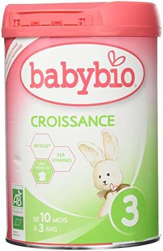 Lait de Croissance Bio - 900g