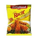 Indofood Racik Ayam Goreng condimento istantaneo per il pollo fritto, 26 grammo (10 bustine)