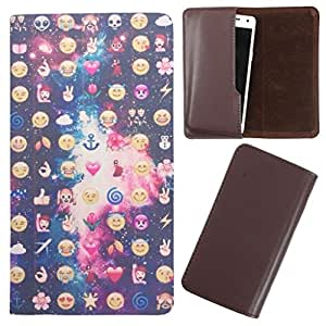 DooDa - For Oppo Joy Plus PU Leather Designer Fashionable Fancy Case Cover Pouch With Smooth Inner Velvet
