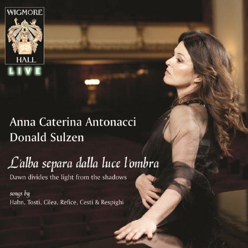 Quattro canzoni d'Amaranta: L'alba separa dalla luce l'ombra