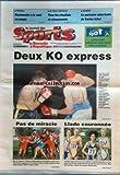 INFRA ROUGE [No 15] du 15/12/1997 - JOSIANE LLADO ET LE CHAMPIONNAT D'EUROPE DE CROSS-COUNTRY / VICTOIRE DE JORGSEN -RUGBY / D'AMICO ET VENDOME A LAGNY - ROMORANTIN ET L'ASPTT PARIS -BOXE / CHRISTOPHE GIRARD - SEDAT PUSKULLU ET AZIZ MAKLOUFI -LE PARC