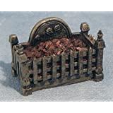Dolls Houses - Fireplaces - DF631 - Square Grate