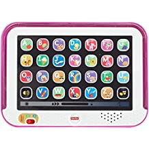 (Renewed) Fisher Price Laugh N Learn Smart Stage Tablet, Pink