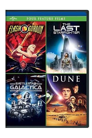 Flash Gordon / Last Starfighter / Battlestar [Import USA Zone 1]