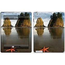 Diabloskinz - Vinilo adhesivo para iPad 2, diseño 2nd Beach