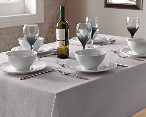 Select Plain Tablecloth, Easy Ca...
