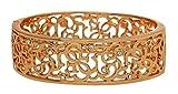 Guess Damen Armreif Metall Rosegold Jasmine UBB71517-S
