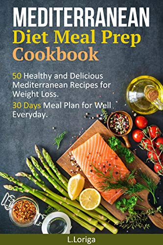 Keto Diet Mediterranean Meal Prep book: Essential Mediterranean Ketogenic Meal...Pasta and Pizza recipes (English Edition)