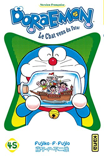 Doraemon Edition simple Tome 45