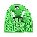 Puppia PAPA-AC1325 Neon Soft Geschirr B, XL, grün