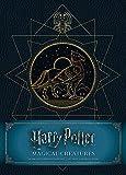 Harry Potter - Creatures Hardcover Blank Sketchbook